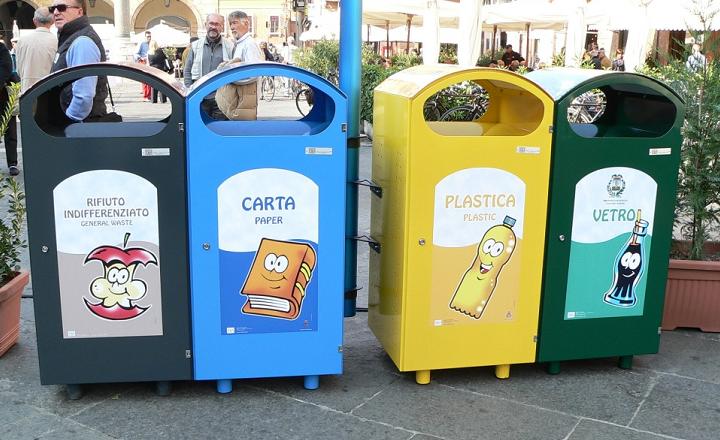 I nuovi rifiuti urbani